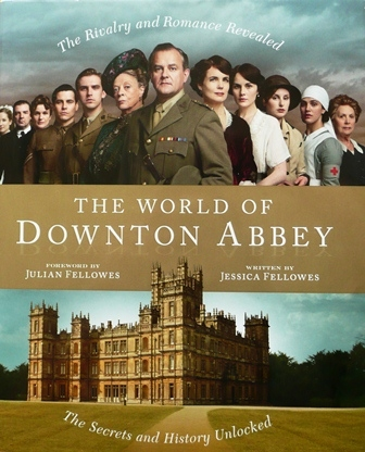 The World of Downton Abbey book cover
