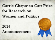 Catt Prize graphic