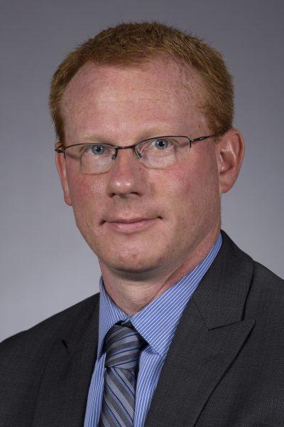 David Andersen (Photo by Christopher Gannon/Iowa State University)