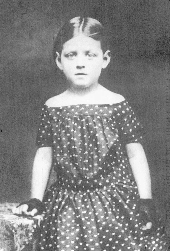 Carrie Chapman Catt, 1866