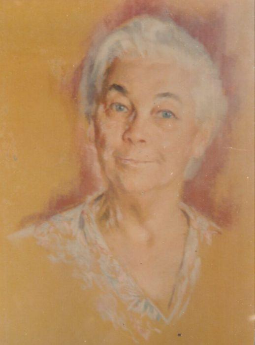 Mary Bertha Beers Van Alstine