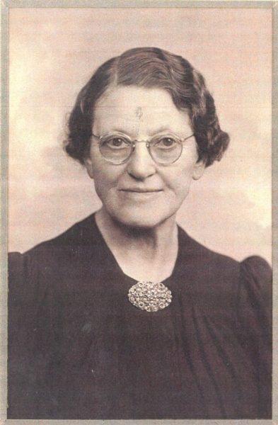 Elnora Greene Thuirer