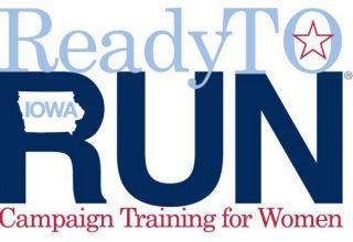 Ready to Run Iowa logo