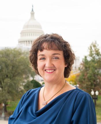 United States Representative Katie Porter